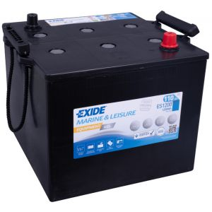 Exide Equipment Gel ES1200 12V 110Ah Versorgerbatterie