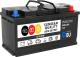 Sunbeam SB5+ AGM Batterie 12Volt 120Ah (c100) 850A (Start-Stopp, Versorgerbatterie, Starterbatterie)