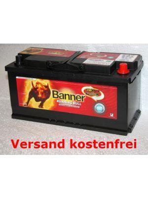Banner Running Bull 60501 AGM 105Ah Autobatterie