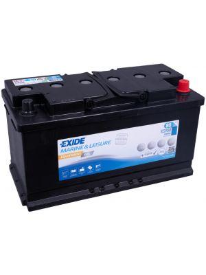 Exide Gel ES900 80Ah 540A (Nachfolger der Exide G80)
