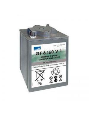 Exide Sonnenschein GF 06 160 V1  dryfit   Blei Gel Antriebsbatterie 6V 160Ah  (5h) VRLA