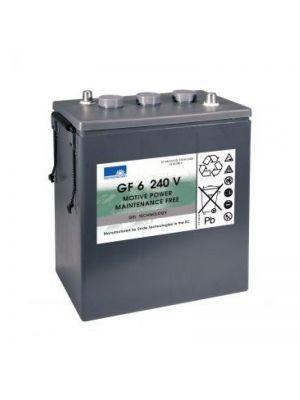 Exide Sonnenschein GF 06 240 V  dryfit   Blei Gel Antriebsbatterie 6V 240 (5h) VRLA