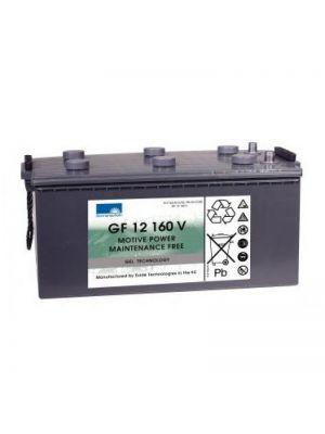Exide Sonnenschein GF 12 160 V  dryfit   Blei Gel Antriebsbatterie 12V 160  (5h) VRLA