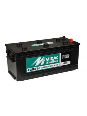 Midac Fortis 12V 125Ah 760A (ETN 625.025.076)