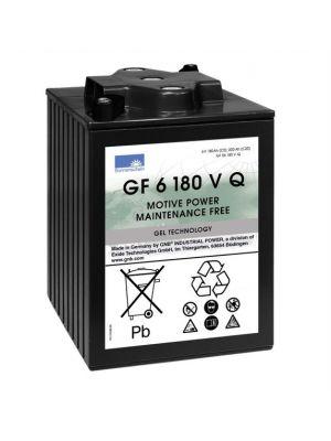 Exide Sonnenschein GF 06 180 V Q  dryfit   Blei Gel Antriebsbatterie 6V 180Ah  (5h) VRLA GF06180VQ