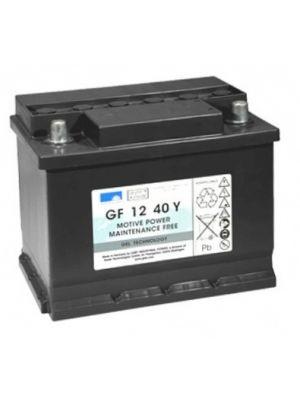 Exide Sonnenschein GF 12 040 Y dryfit Blei Gel Antriebsbatterie 12V 40Ah (5h) VRLA GF12040Y