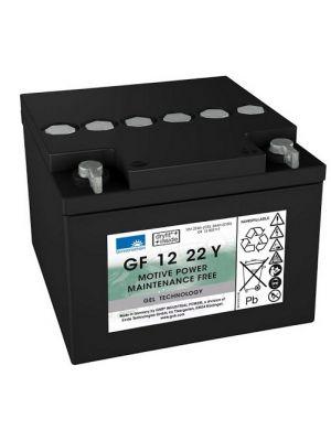 Exide Sonnenschein GF 12 033 Y 1 dryfit Blei Gel Antriebsbatterie 12V 32,5Ah (5h) VRLA GF12033Y1