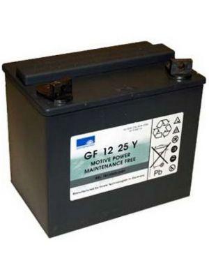 Exide Sonnenschein GF 12 025 Y G dryfit Blei Gel Antriebsbatterie 12V 25Ah (5h) VRLA