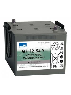 Exide Sonnenschein GF 12 094 Y dryfit Blei Gel Antriebsbatterie 12V 94Ah (5h) VRLA GF12094Y