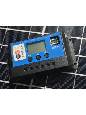Sunbeam Solarladeregler 12V 10A MPPT