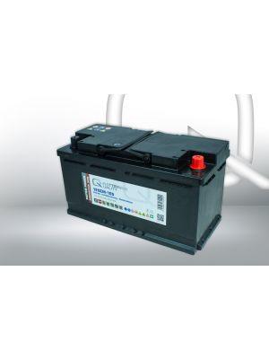 Quality-Batteries 12SEM-105 12V 105Ah Semitraktionsbatterie Versorgungsbatterie