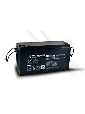 Q-Batteries AGM Batterie 12Volt 160Ah Zyklentyp 12LC-150