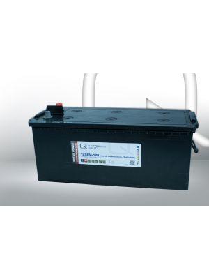Quality-Batteries 12SEM-180 12V 180Ah Semitraktionsbatterie Versorgungsbatterie