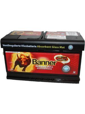 Banner Running Bull 58001 AGM 80Ah Autobatterie