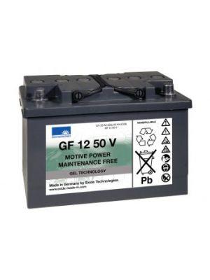 Exide Sonnenschein GF 12 050 V  dryfit Blei Gel Antriebsbatterie 12V 50Ah (5h) VRLA GF12050V