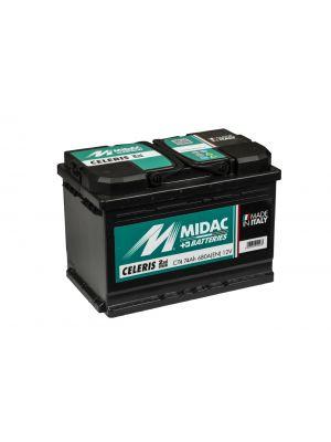 Midac Celeris 12V 74Ah 660A (ETN 574.012.066)