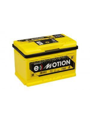 E-Motion EMT1B Starterbatterie 12V 50Ah 500A (ETN 550.701.050)