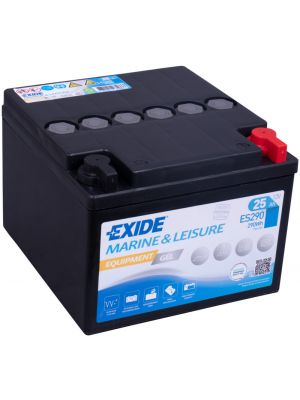 Exide Equipment Gel ES290 12V 25Ah Versorgerbatterie
