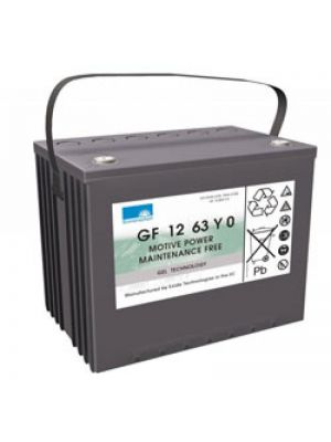 Exide Sonnenschein GF 12 063 Y O  dryfit   Blei Gel Antriebsbatterie 12V 63Ah (5h) VRLA