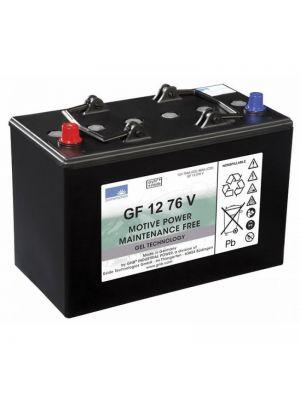Exide Sonnenschein GF 12 076 V  dryfit   Blei Gel Antriebsbatterie 12V 77, 1 Ah (5h) VRLA
