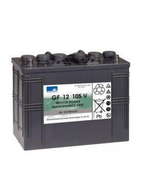 Exide Sonnenschein GF 12 105 V  dryfit   Blei Gel Antriebsbatterie 12V 105,  (5h) VRLA