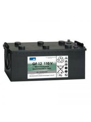 Exide Sonnenschein GF 12 110 V  dryfit   Blei Gel Antriebsbatterie 12V 110  (5h) VRLA GF12110V