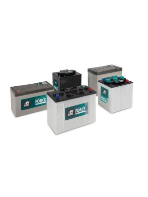 Versorgungsbatterie FORCE 12V 140Ah (DIN Type 96051)