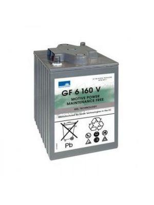 Exide Sonnenschein GF 06 160 V2 dryfit   Blei Gel Antriebsbatterie 6V 160Ah  (5h) VRLA GF06160V2