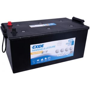 Exide Equipment Gel ES2400 12V 210Ah Versorgerbatterie