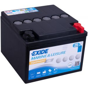 Exide Equipment Gel ES450 12V 40Ah Versorgerbatterie