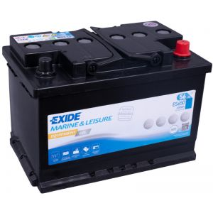 Exide Equipment Gel ES650 12V 56Ah Versorgerbatterie