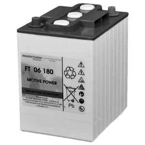 Exide Classic FT 06 180 2 Antriebsbatterie 6 Volt 180 Ah (5h) PzS-Platten