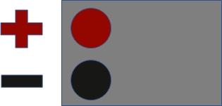 Polanordnung: 3 - Pluspol Linke Seite hinten / Minuspol Linke Seite vorne