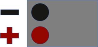 Polanordnung: 4 - Pluspol Linke Seite vorn / Minuspol Linke Seite hinten